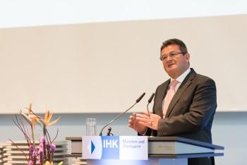 IHK Meisterfeier 2015  |  Foto: Walter Glück
